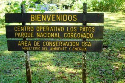 Los Patos Ranger Station