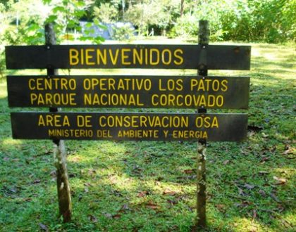 Los Patos Ranger Station
