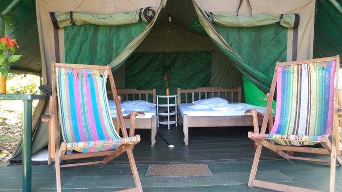 camping corcovado