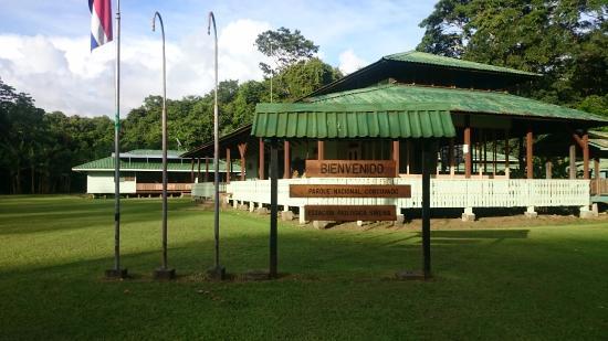 La Sirena Ranger Station